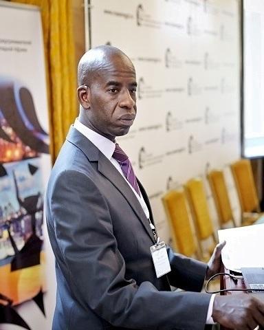 Майоро Мбайе - представитель Ассоциации предпринимателей-мусульман Российской Федерации в Республике Сенегал