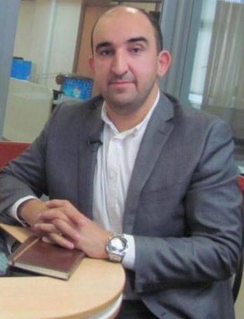 Сайпуллаев Уллубий Абдулгамидович - руководитель финансового департамента Ассоциации предпринимателей-мусульман Российской Федерации