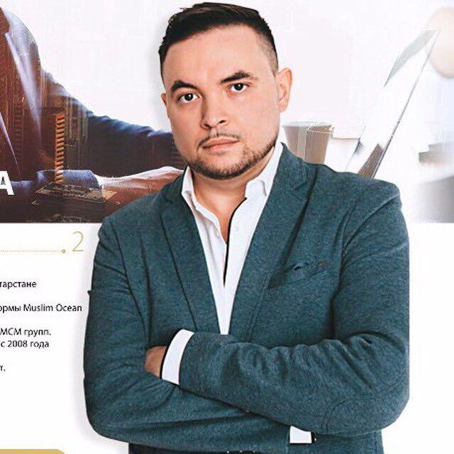 Мухтов Ильнур Газинурович - руководитель IT департамента Президента Ассоциации предпринимателей-мусульман Российской Федерации
