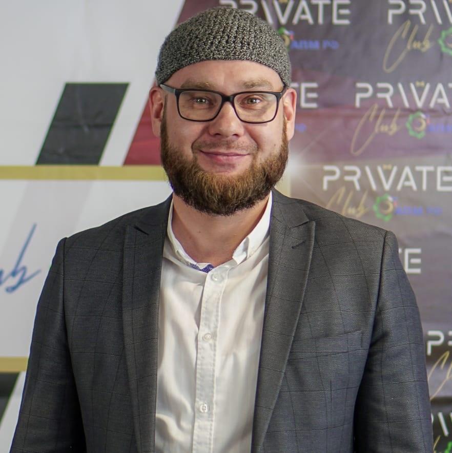 Валькаев Раиль Рустемович - директор по развитию Ассоциации предпринимателей-мусульман Российской Федерации